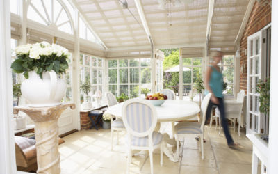 10 Ways to Update Your Conservatory